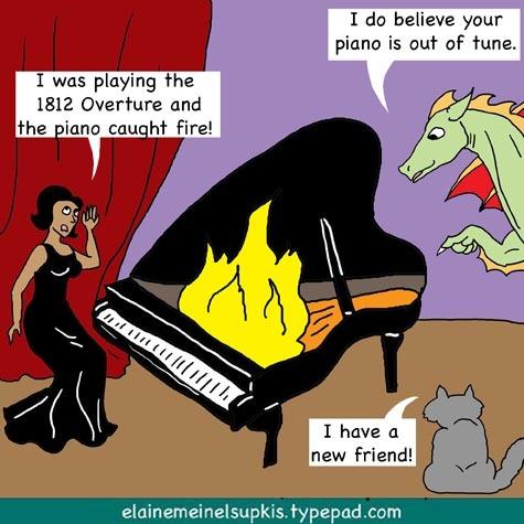 Condi_piano_caught_on_fire_3