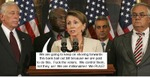 Pelosi_works_for_big_bankers_only
