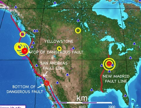 Fault Lines In The United States Map.Top Fault Lines In The United States Map Photos Printable Map