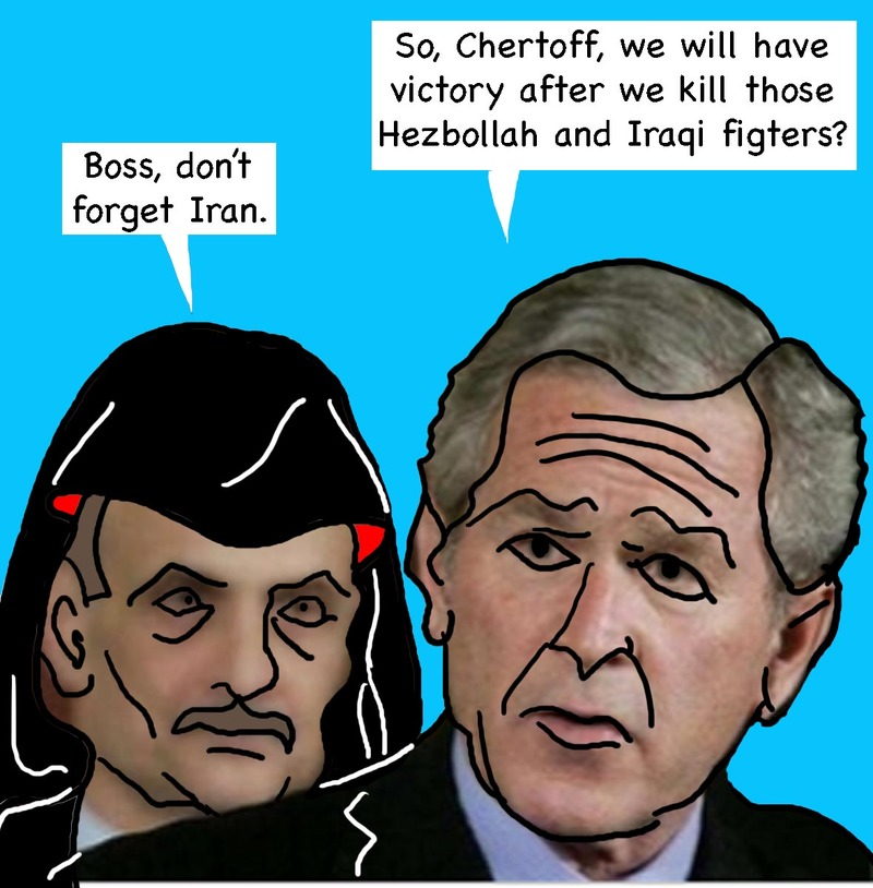 Chertoff_bush