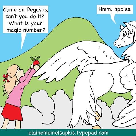 Pegasus_and_magic_numbers